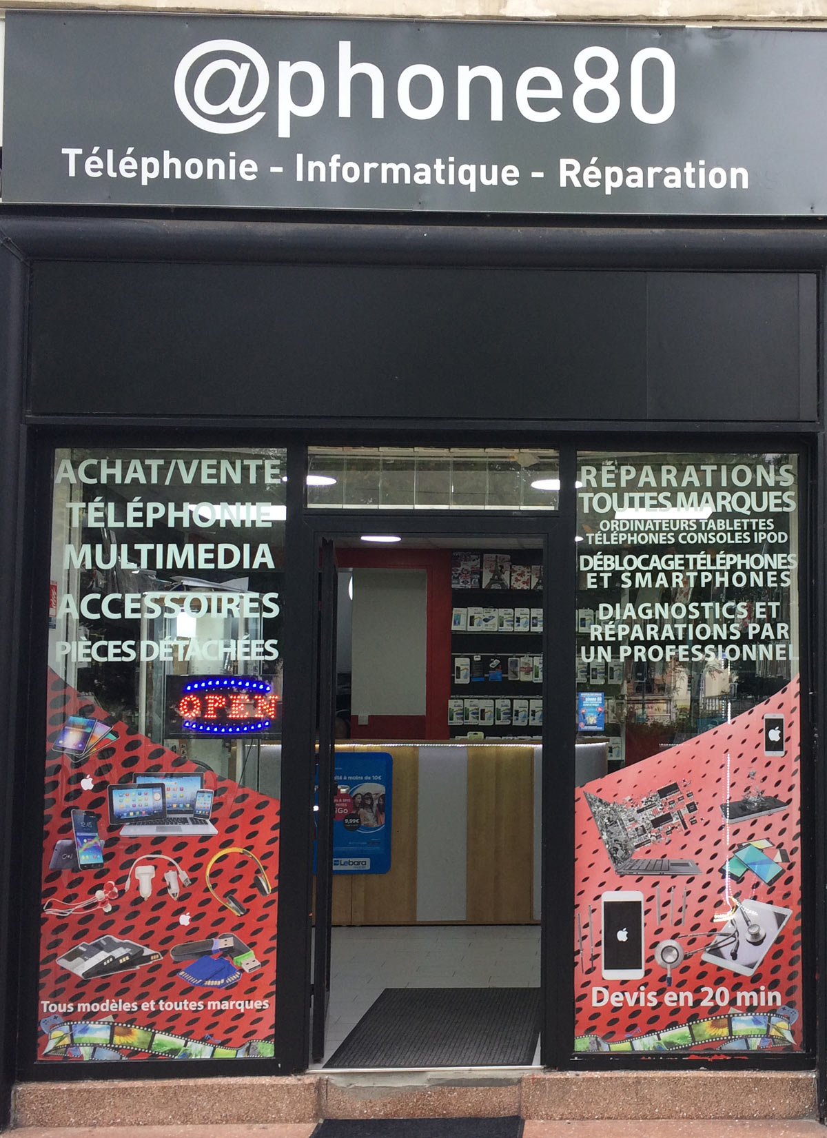 Reparation Telephone Ambazac destiné magasins de telephone - alamode-furniture